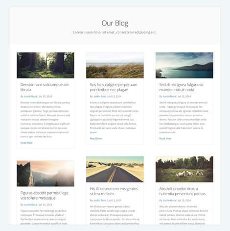 Blog-overzicht