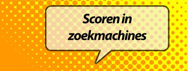 Scoren-in-zoekmachines