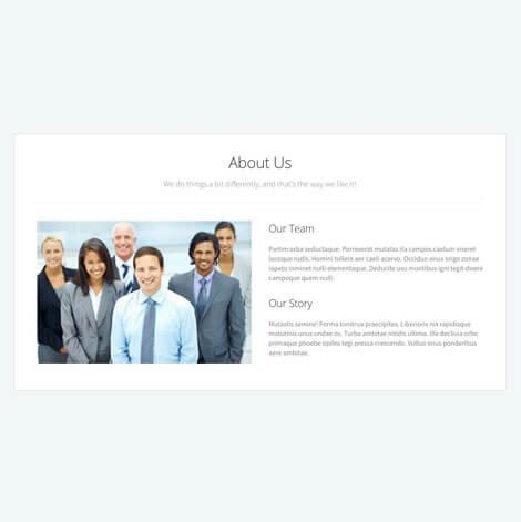 Team-pagina