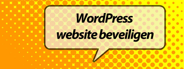 WordPress-website-beveiligen
